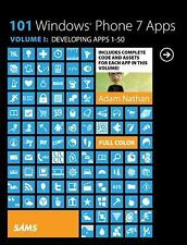 101 Windows Phone 7 Apps, Volume I: Developing Apps 1-50-ExLibrary
