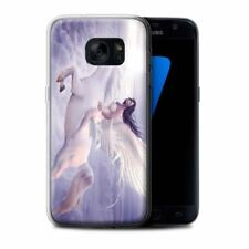 Angel Silicone/Gel/Rubber Cases & Covers for Samsung