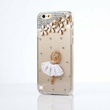 Bling Crystal Diamonds Soft TPU back Phone Case Cover for samsung galaxy iphone