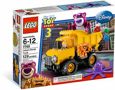Lego 7789 Toy Story Lotso's Dump Truck * Sealed Box * Octopus Stretch Chunk