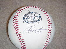 Chipper Jones 1993-2012 Career Signed Baseball PSA DNA Atlanta Braves