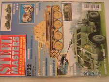 **ab Steel Masters n°32 Le White Scout Car / Opération Zitadelle / Les LVT 4