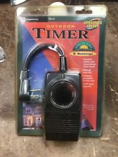 Intermatic 05671 Outdoor Timer 6 Settings FREE SHIPPING