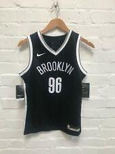 Brooklyn Nets NBA Kids Basketball Jersey- Nini 96 10-12 Years  - NWD