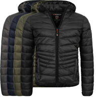 Geographical Norway Herren Herbst Winter FVSA Übergangsjacke Stepp Jacke Bomber