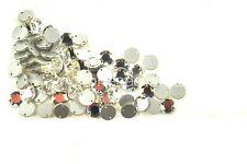 72 Swarovski 9mm Crystal Color 2 Hole Sew On Stones #3202/2 -V3986