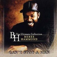 Beres Hammond : Can't Stop a Man - The Best of Beres Hammond CD 2 discs (2003)