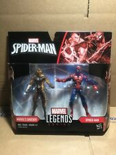 Spiderman & Marvels Shocker Two-pack Hasbro Marvel Legends Series 2016 4 Inch