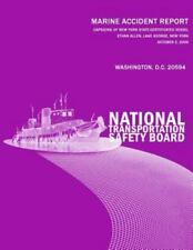 Marine Accident Report NTSB/MAR-07/01: Fire Aboard Construction Barge Athena...