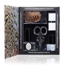 Ciate Feathered Manicure Set - Ruffle My Feathers -Nail Polish Set New!