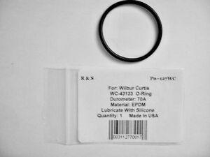 Wilbur Curtis WC-43133 O-Ring / R&S 127WC / FDA EPDM Material