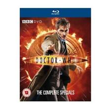 Doctor Who Complete Specials (David Tennant) Blu-ray RegB