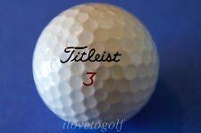 36 Titleist ProV1X AAA 3(A) Used GOLF BALLS Pro V1X free tees