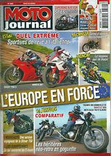 Moto journal # 1860 Ducati Bimota Spies Mugello Voxan Triumph Moto Guzzi Shiver