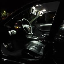 SMD LED Innenraumbeleuchtung komplett Set BMW E46 3er Touring Xenon Weiss
