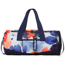 Desigual Damen Sporttasche Fitness Tasche Bag Tube Camo Flower 19SQXW16/1000