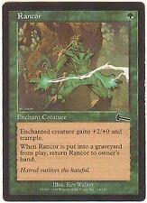 Rancor - LP -  Urza's Legacy MTG Magic Cards Green Common