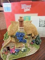 LILLIPUT LANE L2043 CIDER APPLE COTTAGE - SELWORTHY, SOMERSET. WITH BOX & DEEDS