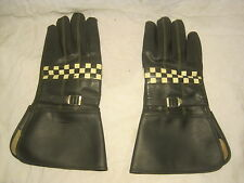 vintage racing gloves glove pair driver car Moto x motorcross   racer * ? wear