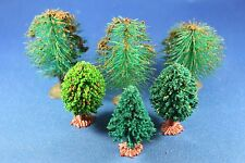 HO Bachmann - Trees - 6 - Fruit - Very Good Condition