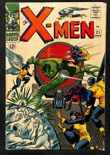 X-Men #21 VG- 3.5 Marvel Comics
