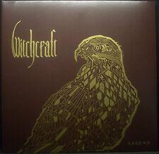 2erLP WITCHCRAFT - legend, FOC, OIS, brown/gold, 180 gr