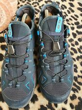 Salomon X Scream Herren Schuhe Größe 7.5 Perle grau | eBay