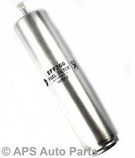 Bmw Filtro De Combustible Nuevo servicio de reemplazo Motor Car Gasolina Diesel