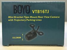 BOYO Vision VTB16TJ Reverse Camera with Trajectory Parking Lines Brand New Low $