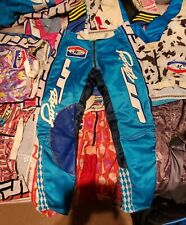 Vintage JT Racing Paintball Pants motocross blue 30 old school