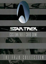 Star Trek CCG FAJO COLLECTION  Complete Set New And Sealed