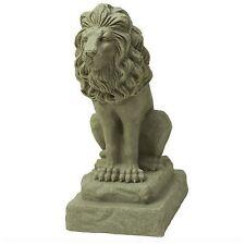 Outdoor Lion Animal Lawn Yard Garden Statue Art Sculpture Decor Decoration New