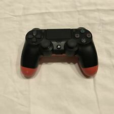 Official Sony PlayStation 4 PS4 Dualshock 4 Wireless Controller Black/Red