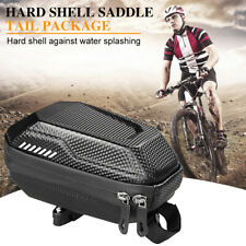 Mini Bicycle Waterproof Saddle Bag Outdoor Bike Storage Seat Cycling Tail Pouch