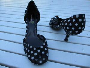 Chaussures à Pois Pour Femme Ebay