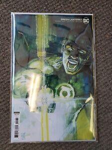 Green Lantern #1 (DC Comics 2021) 1:25 ALEX MALEEV CARD STOCK VARIANT NM