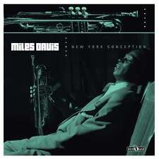 Miles Davis / New York Conception (1950-52) - Vinyl LP 180g, mono + CD