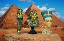 Egypt Egyptian Civilization Pyramid King Tut Nefretiti Cake Topper K1166 ABC
