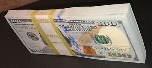 (1) 2017 A $100 BILL - ONE HUNDRED DOLLAR NOTE CRISP UNCIRCULATED FROM BEP STRAP