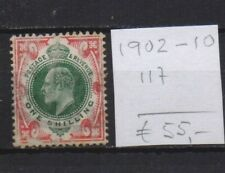 ! Great Britain 1902-1910.  Stamp. YT#117. €55.00 !
