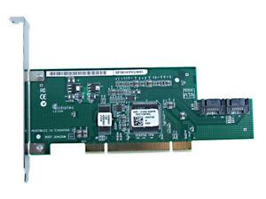ADAPTEC AD-1210SA DUAL CHANNEL 32 BIT PCI SATA RAID CONTROLLER