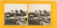 FRANCE Paris Exposition Universelle 1900 Pavillon de Paris, Stereo PL61L12n27