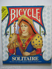 Bicycle Solitaire - for PC - like new