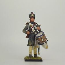 French 86th line Drummer in campaign dress toy soldier Cold Steel miniatures