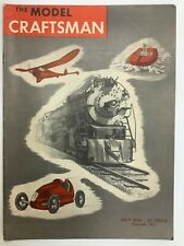 The Model Craftsman Magazine July 1946