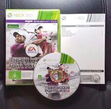 Tiger Woods PGA Tour 13 (Microsoft Xbox 360, 2012) Xbox 360 Game - FREE POST