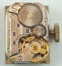 Vintage Concord Mechanical Wristwatch Movement - Caliber 311 - Parts / Repair