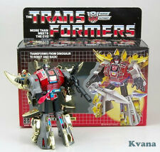 Transformers Reissue G1 Dinobot『SNARL』MISB