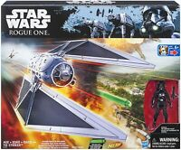 2x STAR WARS ROGUE ONE Nerf imperial TIE STRIKER WITH TIE STRIKER PILOT