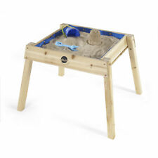 Build & Splash Wooden Sand & Water Table Sustainable Timber Toys